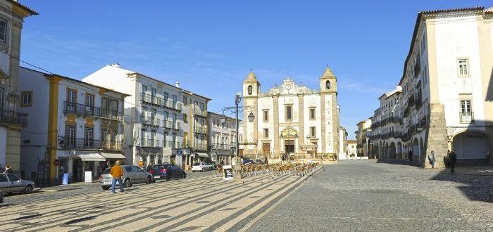 Plaza do Giraldo | Qué ver en Évora