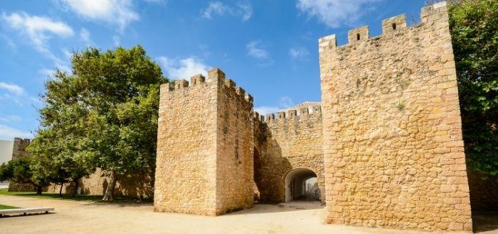 Antigua muralla de Faro
