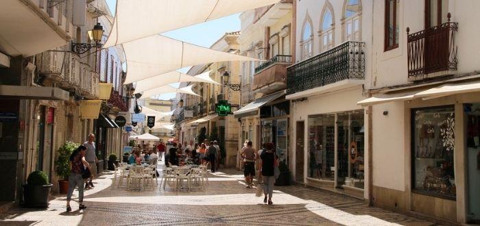 Rua de Santo Antonio   Qué ver en Faro