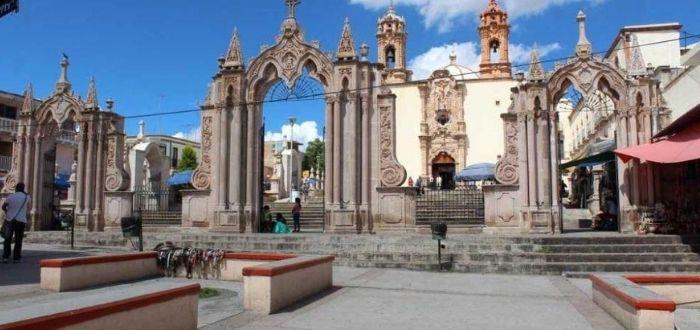 Santuario de Plateros