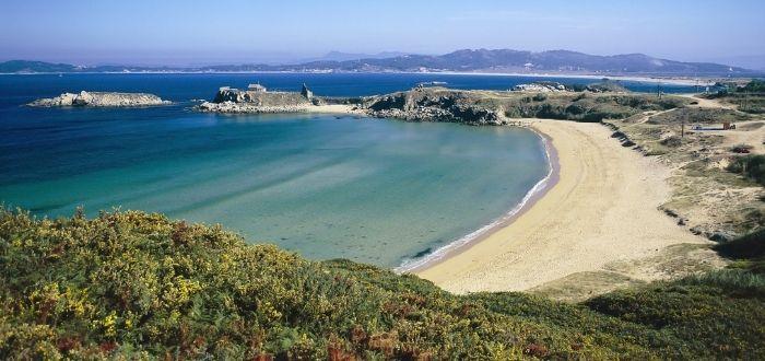 Playa de la Lanzada   Qué ver en O Grove