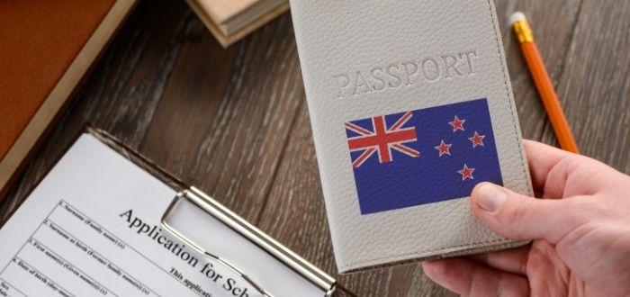 Trámites de visa para Nueva Zelanda