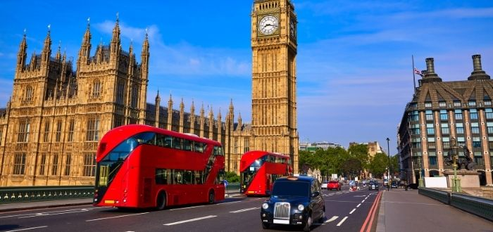 Londres, Inglaterra   Ciudades de Europa