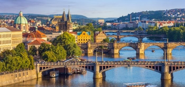 Praga, República Checa   Ciudades de Europa