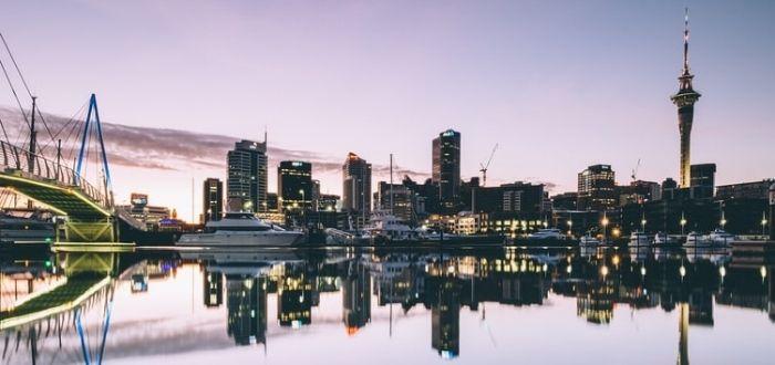 Auckland | Ciudades de Nueva Zelanda