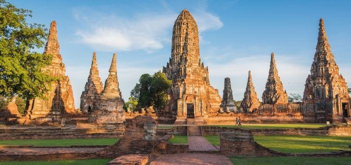 Ayutthaya | Ciudades de Tailandia