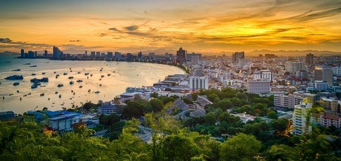 Pattaya | Ciudades de Tailandia