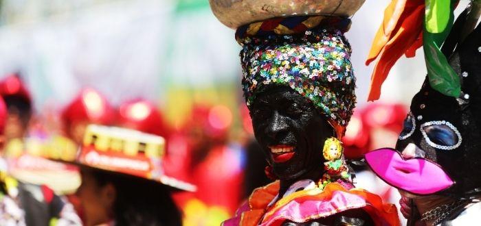 Carnaval de Blancos y Negros | Cultura de Colombia