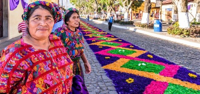 Día de la mujer maya