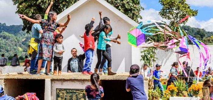 Barriletes en Guatemala