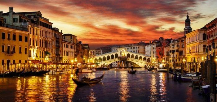 Venecia, Italia | Lugares más románticos del mundo