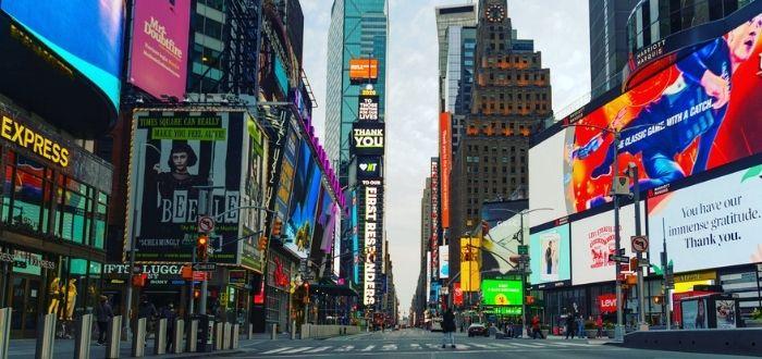 Nueva York, Estados Unidos | Lugares más románticos del mundo