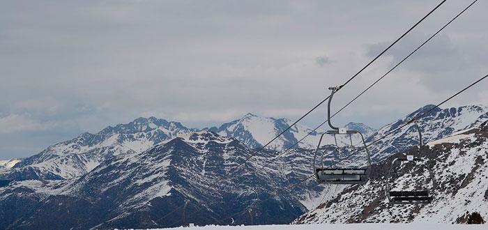 Las 5 mejores montañas para esquiar en España 3
