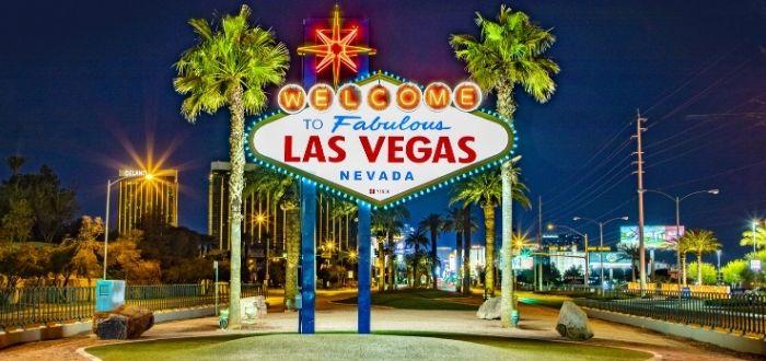 Cartel Welcome Las Vegas | Qué ver en Las Vegas