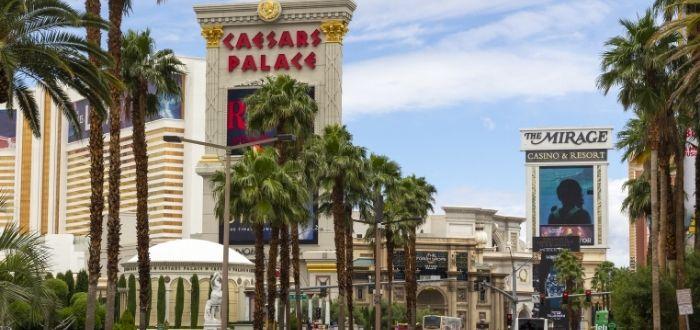 Hotel Caeser Palace | Que ver en Las Vegas