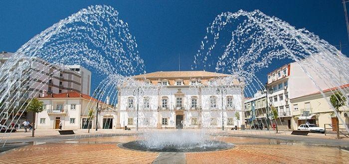 Centro histórico de Portimao