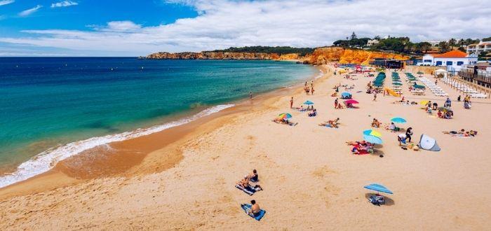 Playas de Portimao (Praia da Rocha, Praia do Vau y Praia dos Três Castelos)