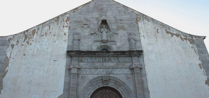 Iglesia de Santa Maria do Castelo