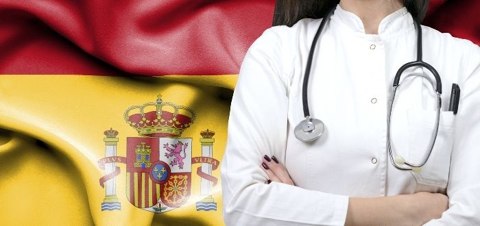 Profesional de la salud en España | Trabajar en España