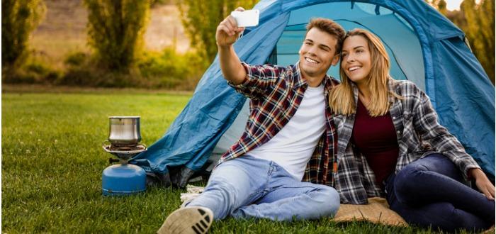 consejos para acampar