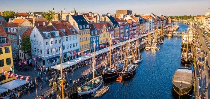 Copenhague   Ciudades de Dinamarca