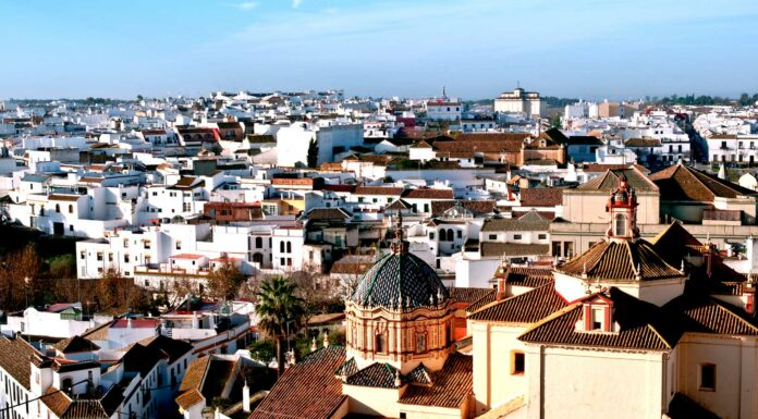 Pueblos de Sevilla