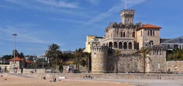 Chalet Barros o Castillo de Estoril