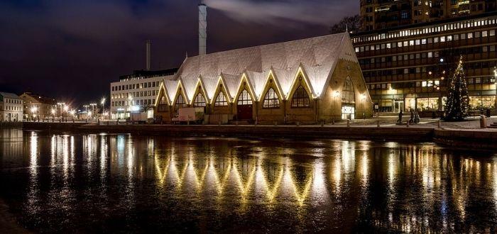 Feskekôrka   Qué ver en Gotemburgo