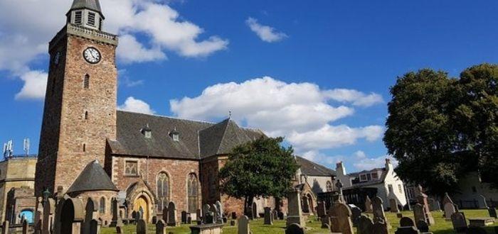 Old High St Stephen's Church