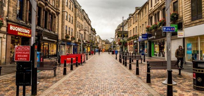 Centro de Inverness | Qué ver en Inverness