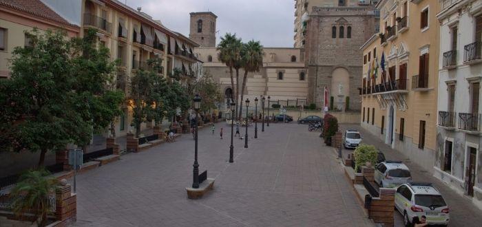 Plaza de España   Qué ver en Motril