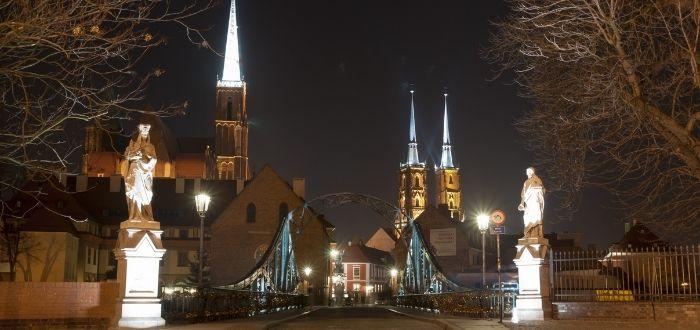 Ostrów Tumski o Isla de la Catedral