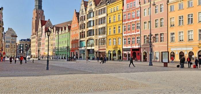 Plaza Rynek o Plaza del Mercado   Que ver en Wroclaw