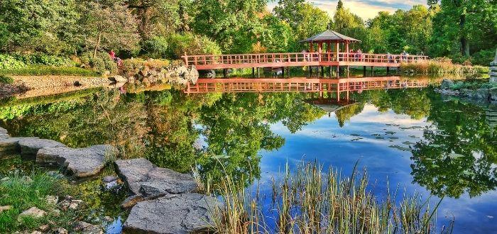 Jardín Japonés de Wroclaw   Qué ver en Wroclaw