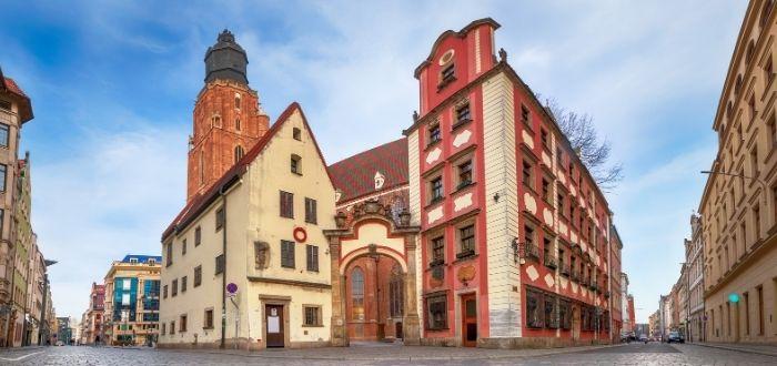 Casas de Hansel y Gretel   Qué ver en Wroclaw