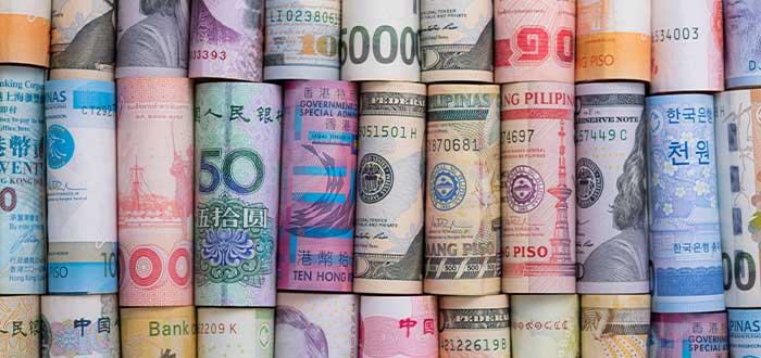 cambiar moneda para tu viaje