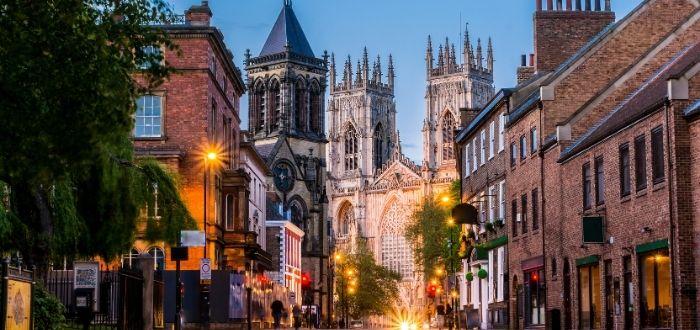 York   Ciudades de Inglaterra