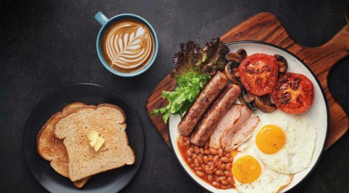 Comida típica de Inglaterra