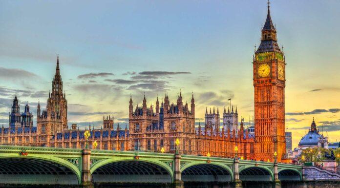 Ciudades de Inglaterra