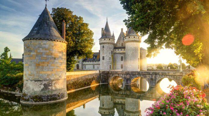castillos de francia que no puede perferte