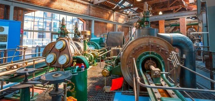 Museo de Ciencias e Industria   Que ver en Mánchester