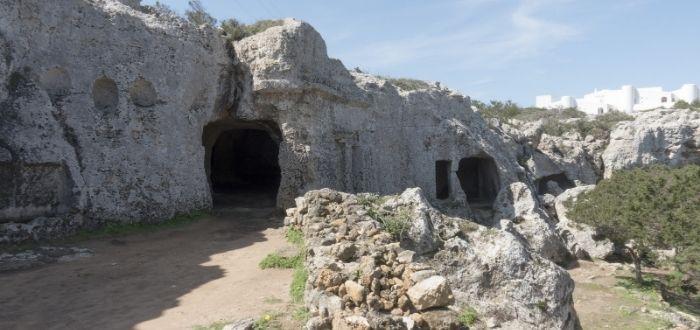 Restos de la Cultura Talayótica