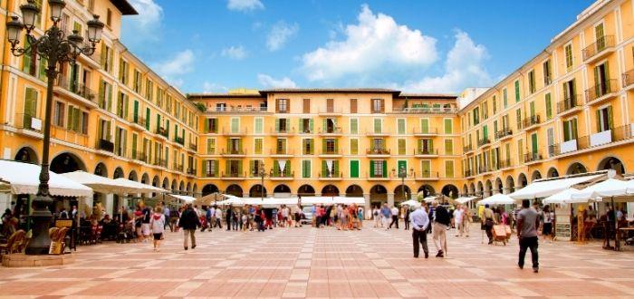 Plaza Mayor | Que ver en Palma de Mallorca