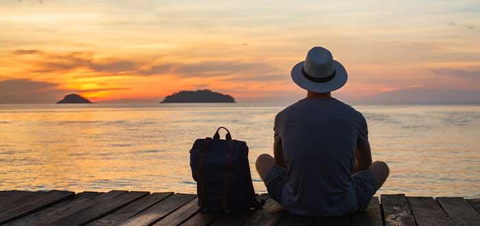 razones para viajar con mochilarazones para viajar con mochila