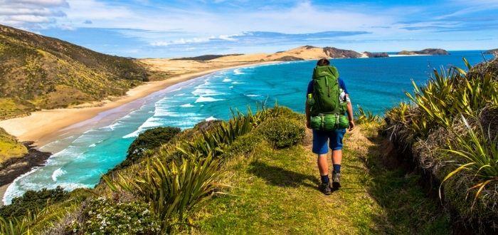 Mochilero en Nueva Zelanda | Trabajar en Nueva Zelanda
