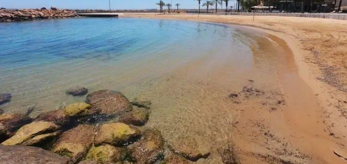 Piscinas naturales en Torrevieja | Playas de Torrevieja
