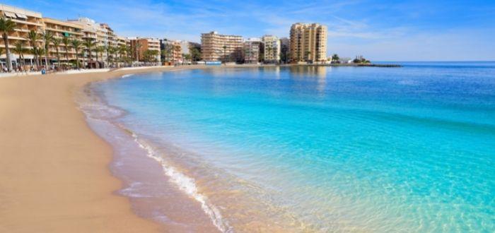 Playa del Cura | Playas de Torrevieja