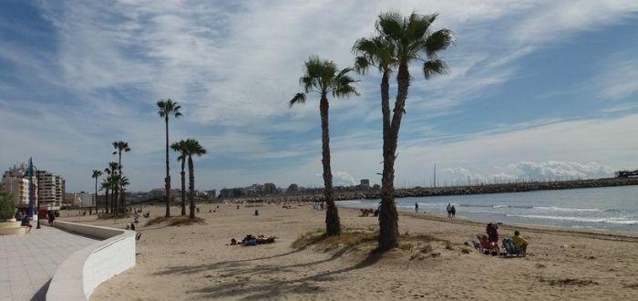 Playa de los Náufragos