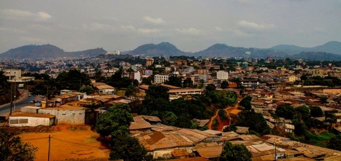 Yaounde, Camerún   Ciudades de África