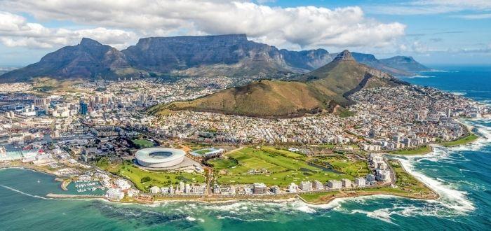 Ciudad del Cabo, Sudáfrica   Ciudades de África